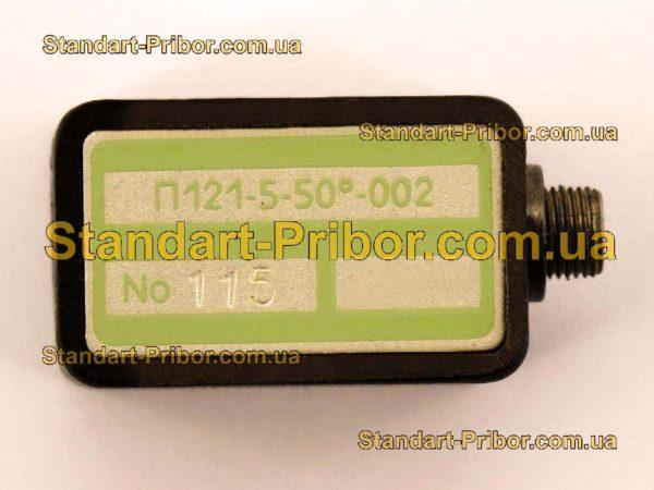 П121-5-50-АМ-001 преобразователь контактный - изображение 2