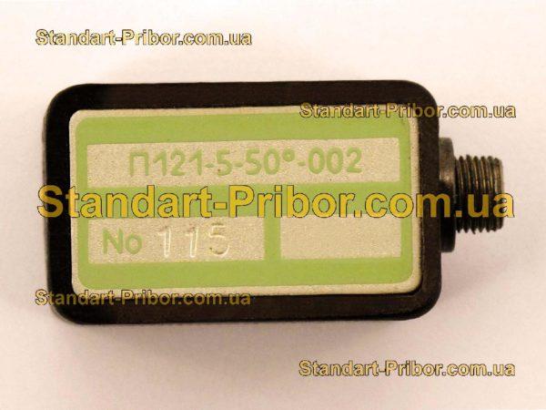 П121-5-50-АМ-004 преобразователь контактный - изображение 2