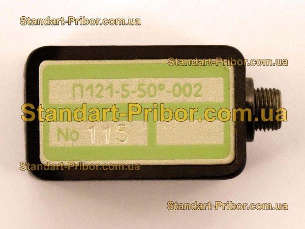 П121-5-50-АММ-001 преобразователь контактный - изображение 2