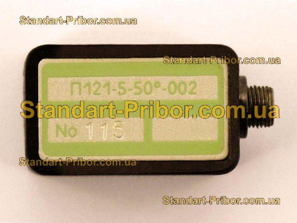 П121-5-50-АММ-002 преобразователь контактный - изображение 2