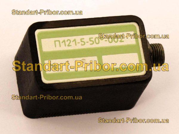 П121-5-55-АММ-001 преобразователь контактный - фото 6