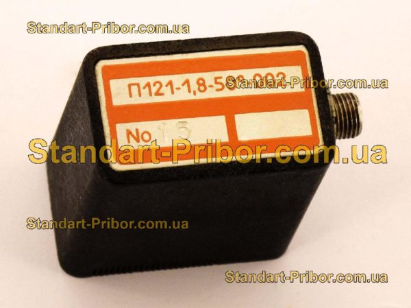 П121-5-60-АК20 преобразователь контактный - изображение 2