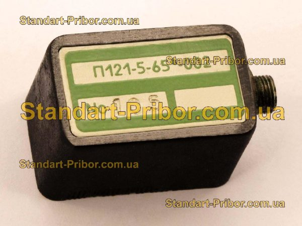 П121-5-60-АК20 преобразователь контактный - фотография 7