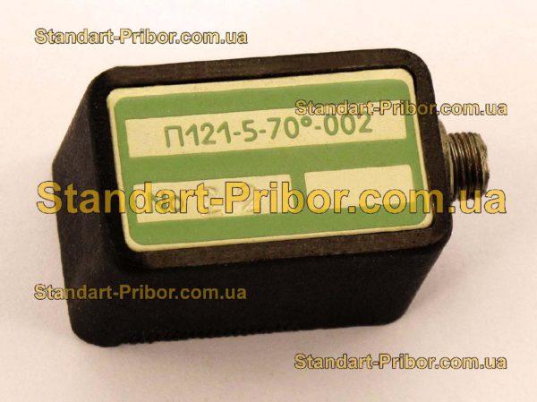 П121-5-60-АММ-002 преобразователь контактный - фото 9