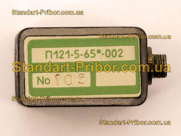 П121-5-65-АММ-001 преобразователь контактный - изображение 2