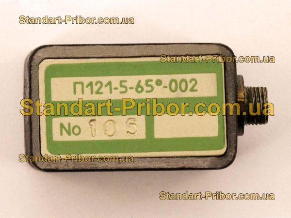 П121-5-65-АММ-002 преобразователь контактный - изображение 2
