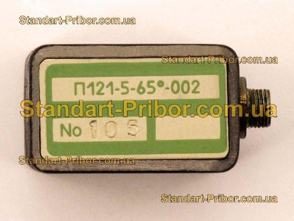 П121-5-65-М преобразователь контактный - изображение 2