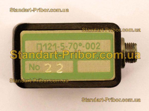 П121-5-70-АМ-001 преобразователь контактный - изображение 2