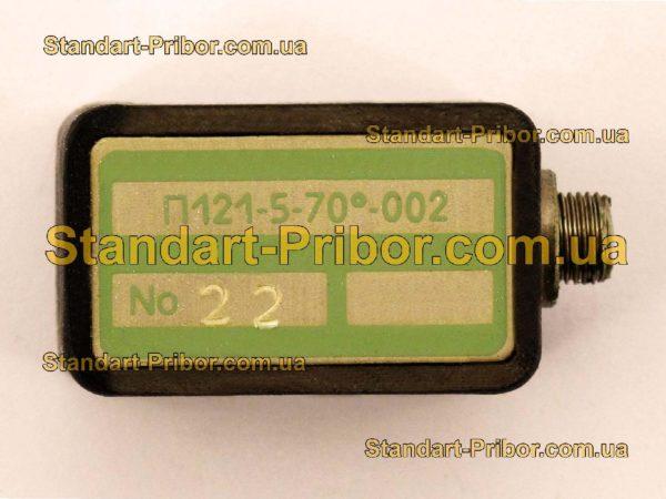 П121-5-70-АММ-001 преобразователь контактный - изображение 2