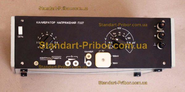 П327 калибратор напряжение - изображение 2