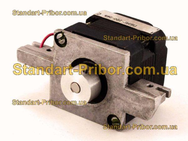 ПБМГ-200-265 электродвигатель шаговый - изображение 2
