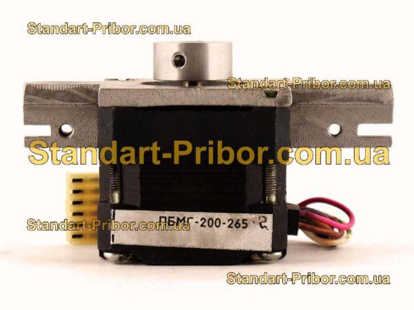 ПБМГ-200-265 электродвигатель шаговый - фотография 7