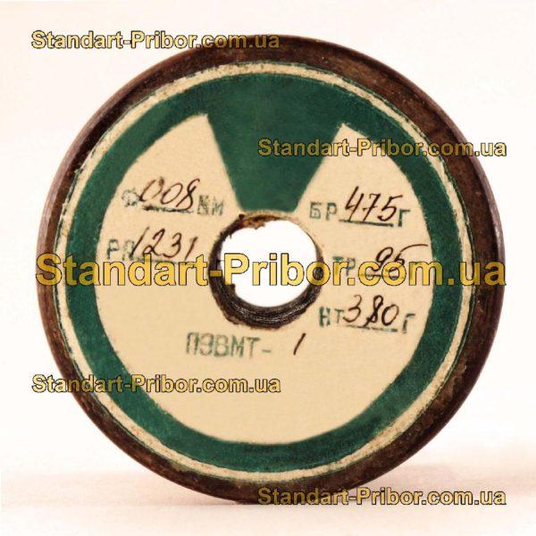 ПЭВМТ-1 провод сопротивления - фотография 4