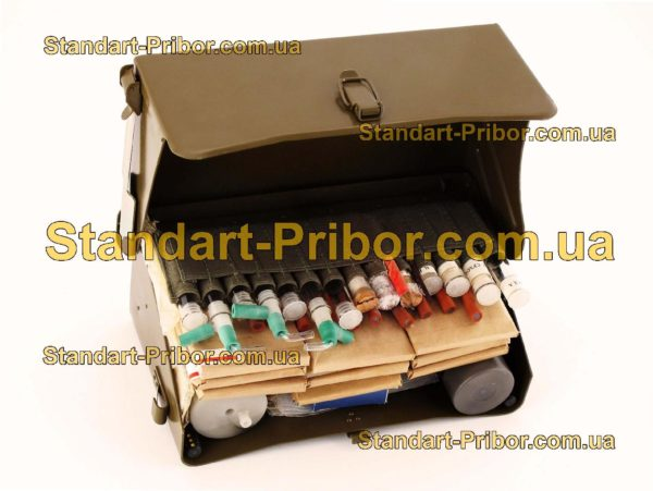 ПХР-МВ прибор химической разведки - фото 3
