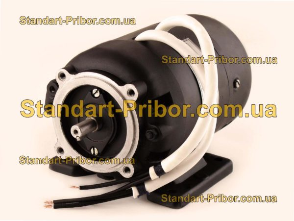 ПЛ-062 электродвигатель постоянного тока - фотография 1