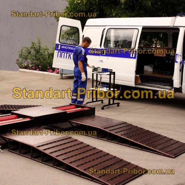 ППТК ТС пункт технического контроля транспортных средств передвижной - фотография 1