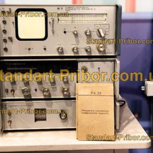 Р4-23 измеритель комплексных коэффициентов передач - фотография 1