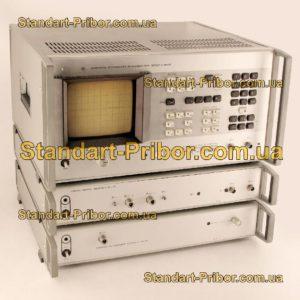 Р4-37 измеритель комплексных коэффициентов передач - фотография 1