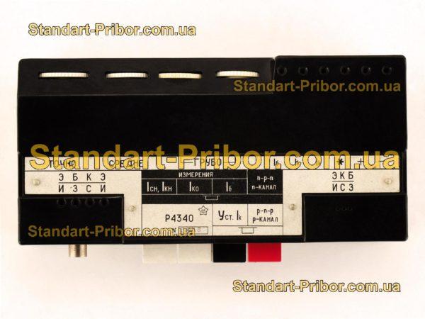 Р4340 тестер, прибор комбинированный - фото 6