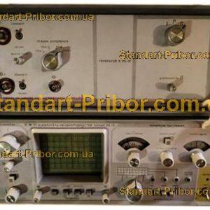 Р5-13/1 измеритель параметров линии передач - фотография 1
