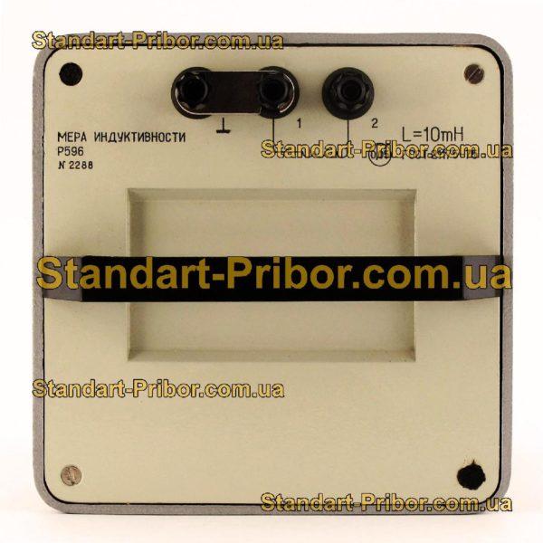 Р596 10 мГн мера индуктивности - изображение 2