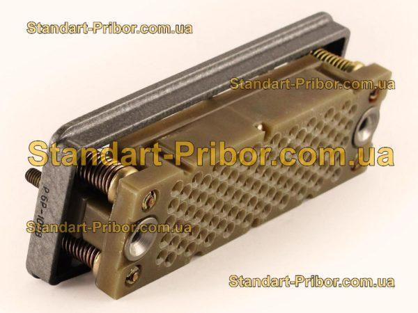 Р6Р-100В розетка блочная - фотография 1