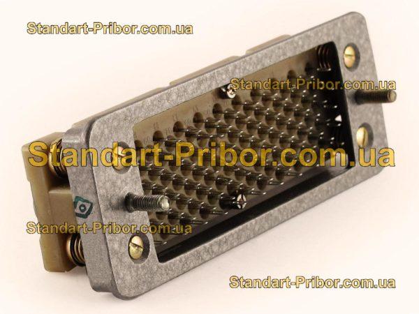 Р6Р-100В розетка блочная - изображение 2