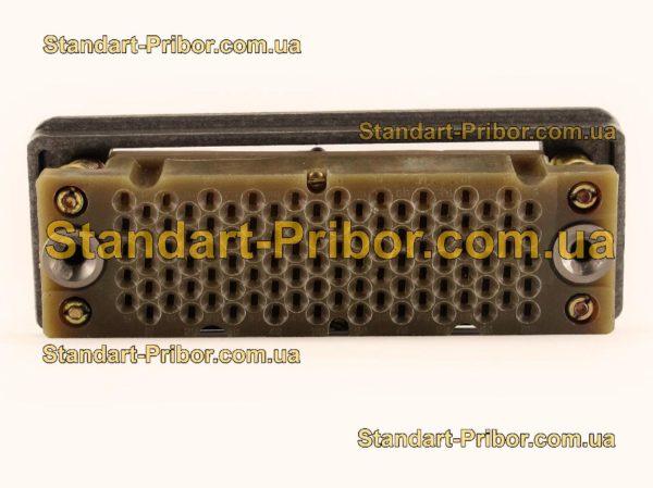 Р6Р-100В розетка блочная - фото 3