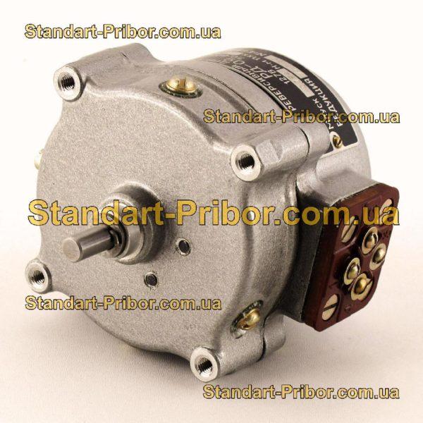 РД-09 15.5 1/76.56 двигатель реверсивный асинхронный, электродвигатель РД09 - изображение 2