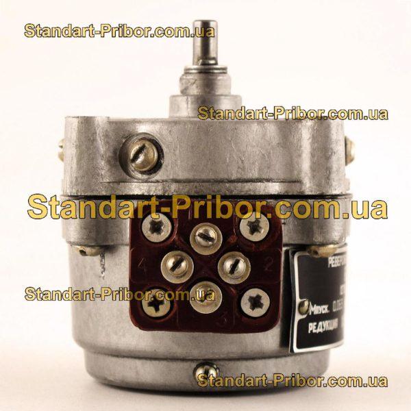 РД-09-А 185 1/6.25 двигатель реверсивный асинхронный, электродвигатель РД09 - фото 6