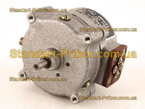 РД-09-А 4.4 1/268 двигатель реверсивный асинхронный, электродвигатель РД09 - фотография 1