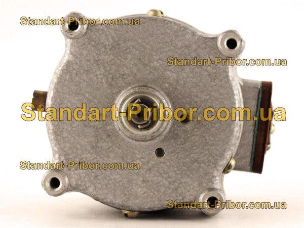 РД-09-А 4.4 1/268 двигатель реверсивный асинхронный, электродвигатель РД09 - фотография 4