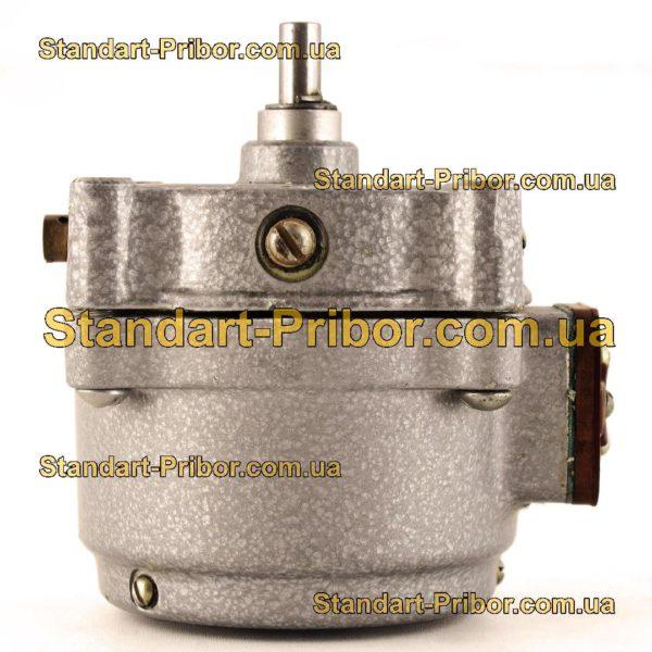РД-09-А 4.4 1/268 двигатель реверсивный асинхронный, электродвигатель РД09 - фотография 7