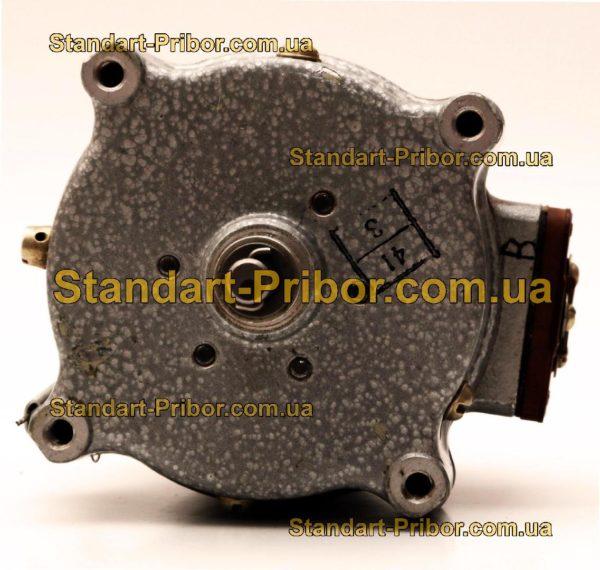РД-09-П 2.5 1/478 двигатель реверсивный асинхронный, электродвигатель РД09 - фото 3