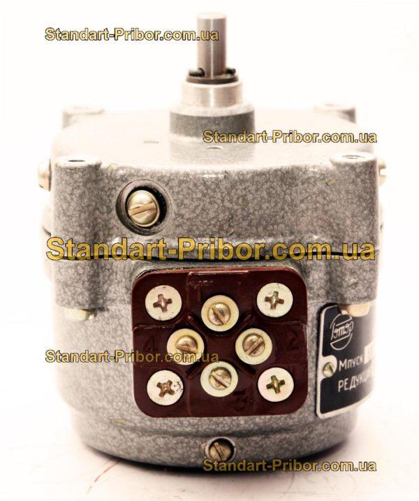 РД-09-П 4.4 1/268 двигатель реверсивный асинхронный, электродвигатель РД09 - изображение 2