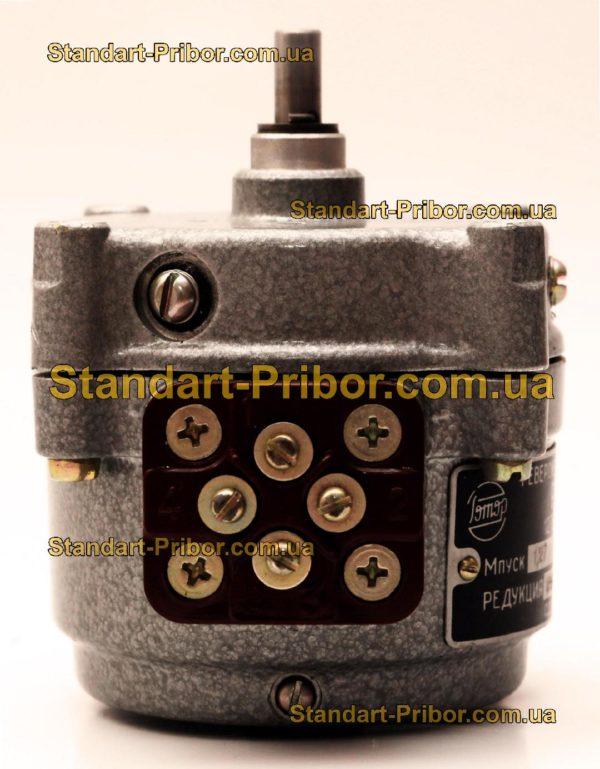 РД-09-П 8.7 1/137 двигатель реверсивный асинхронный, электродвигатель РД09 - изображение 2