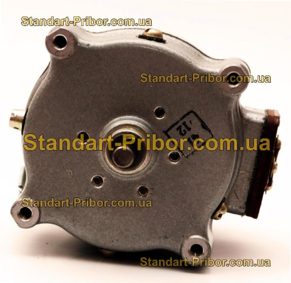 РД-09-П2 1.75 1/670 двигатель реверсивный асинхронный, электродвигатель РД09 - фото 3