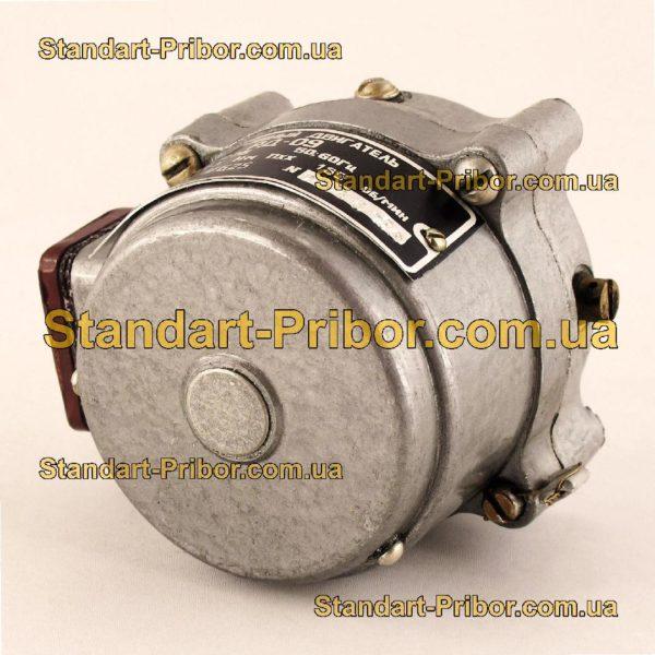 РД-09-П2 185 1/6.25 двигатель реверсивный асинхронный, электродвигатель РД09 - фотография 1