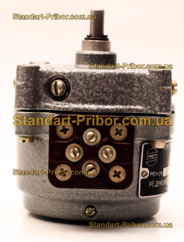 РД-09-П2 2.5 1/478 двигатель реверсивный асинхронный, электродвигатель РД09 - изображение 2