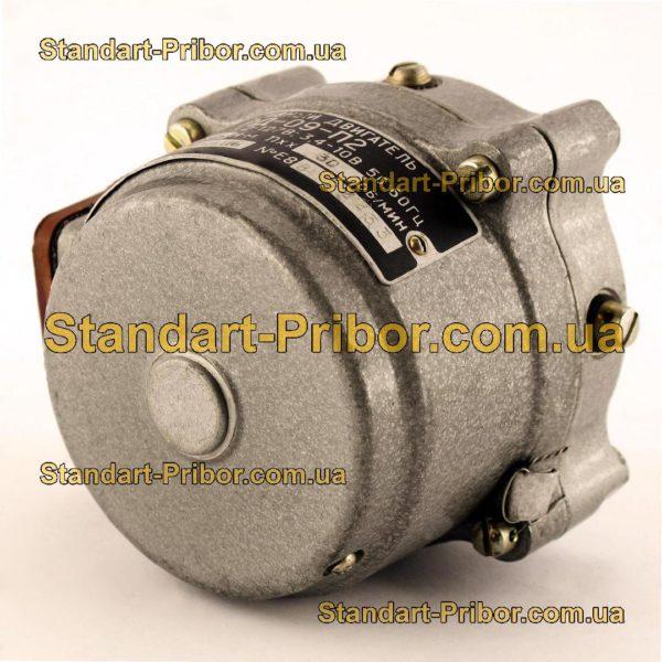РД-09-П2 30 1/39.06 двигатель реверсивный асинхронный, электродвигатель РД09 - изображение 2