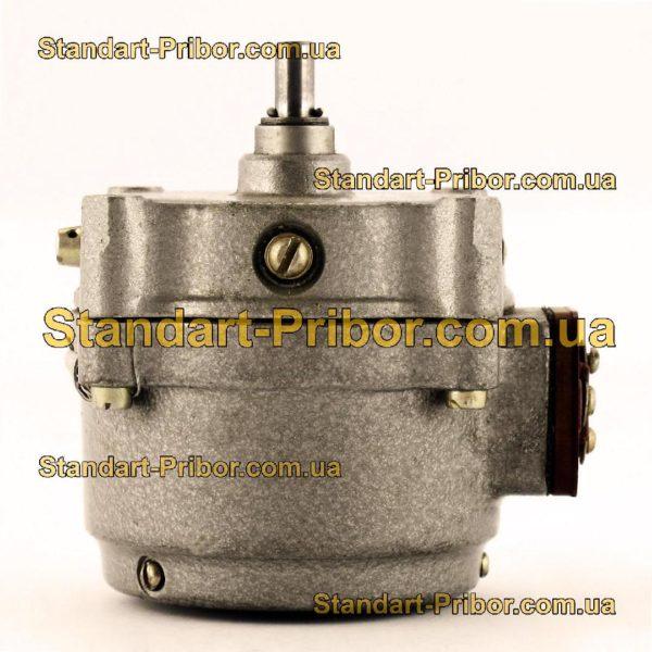 РД-09-П2 30 1/39.06 двигатель реверсивный асинхронный, электродвигатель РД09 - фото 3