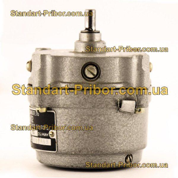 РД-09-П2 30 1/39.06 двигатель реверсивный асинхронный, электродвигатель РД09 - фото 6