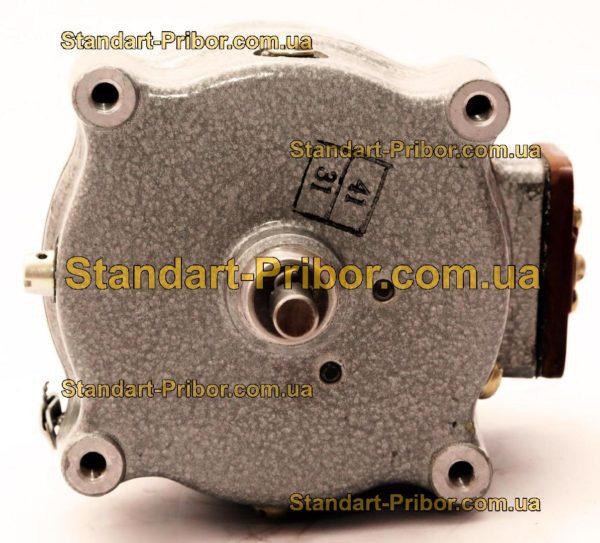 РД-09-П2 4.4 1/268 двигатель реверсивный асинхронный, электродвигатель РД09 - фото 3