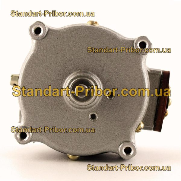 РД-09-П2А 15.5 1/76.56 двигатель реверсивный асинхронный, электродвигатель РД09 - фото 3