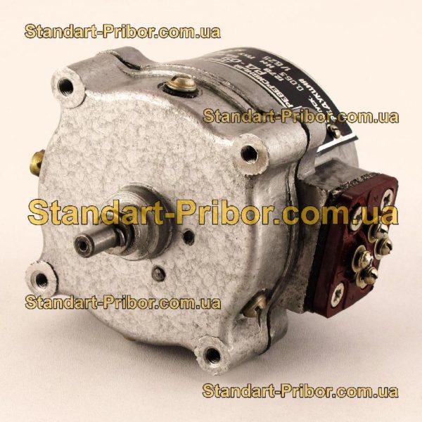 РД-09-П2А 185 1/6.25 двигатель реверсивный асинхронный, электродвигатель РД09 - изображение 2