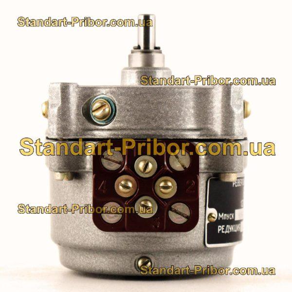РД-09-П2А 30 1/39.06 двигатель реверсивный асинхронный, электродвигатель РД09 - фото 6