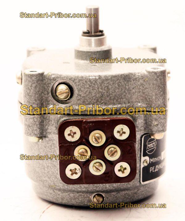 РД-09-П2А 4.4 1/268 двигатель реверсивный асинхронный, электродвигатель РД09 - изображение 2