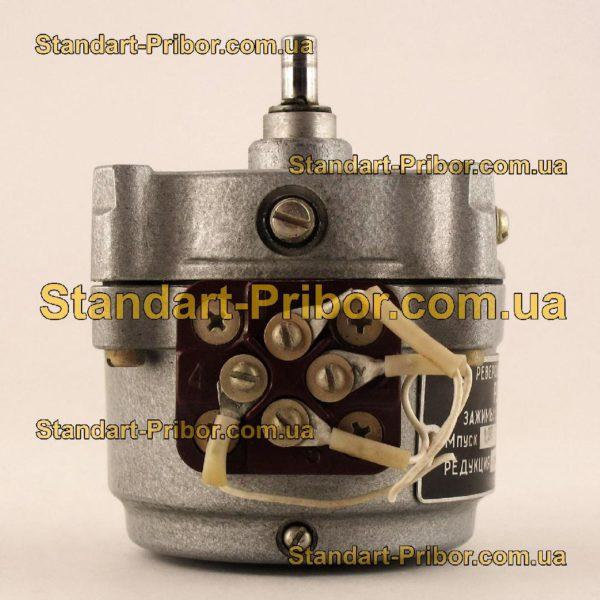РД-09-П2А 8.7 1/137 двигатель реверсивный асинхронный, электродвигатель РД09 - фото 6