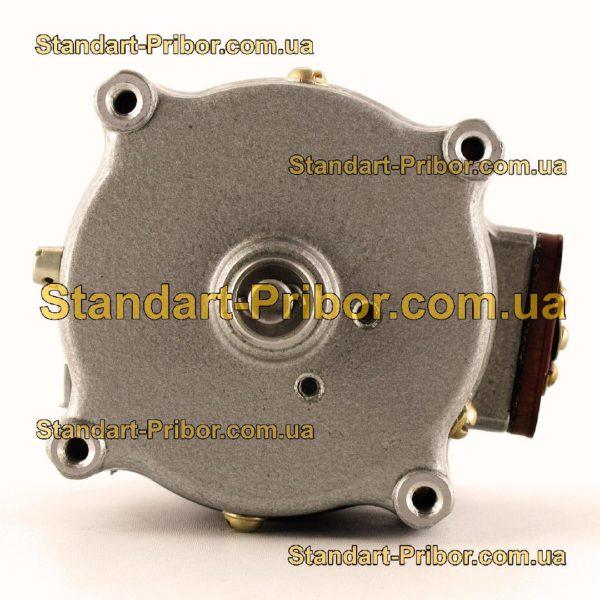 РД-09-ПА 15.5 1/76.56 двигатель реверсивный асинхронный, электродвигатель РД09 - фото 3