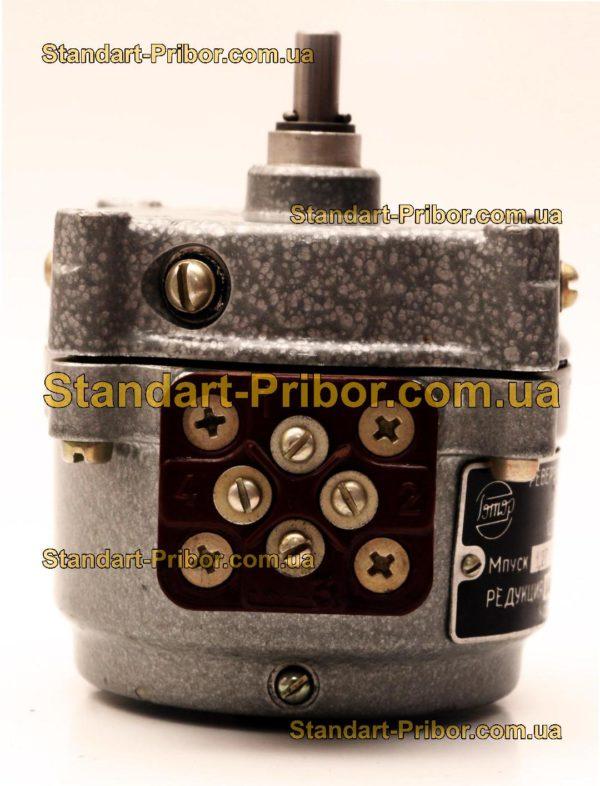 РД-09-ПА 2.5 1/478 двигатель реверсивный асинхронный, электродвигатель РД09 - изображение 2